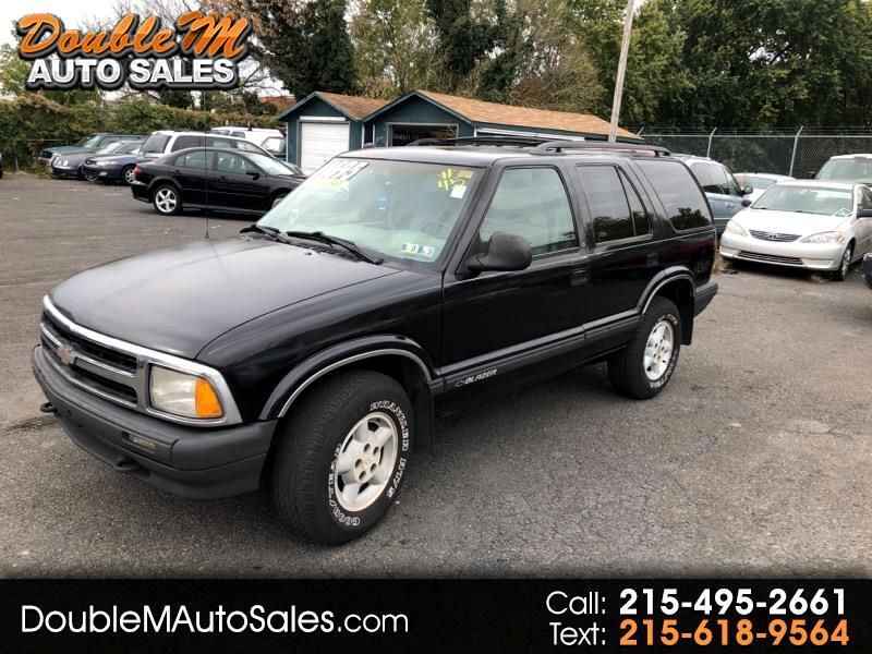 1997 Chevrolet Blazer 4-Door 4WD