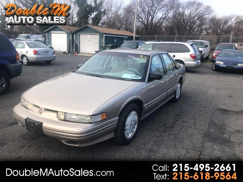 Oldsmobile Cutlass Supreme SL Series I sedan 1997
