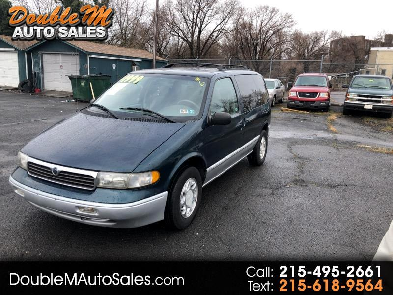 1998 Mercury Villager GS