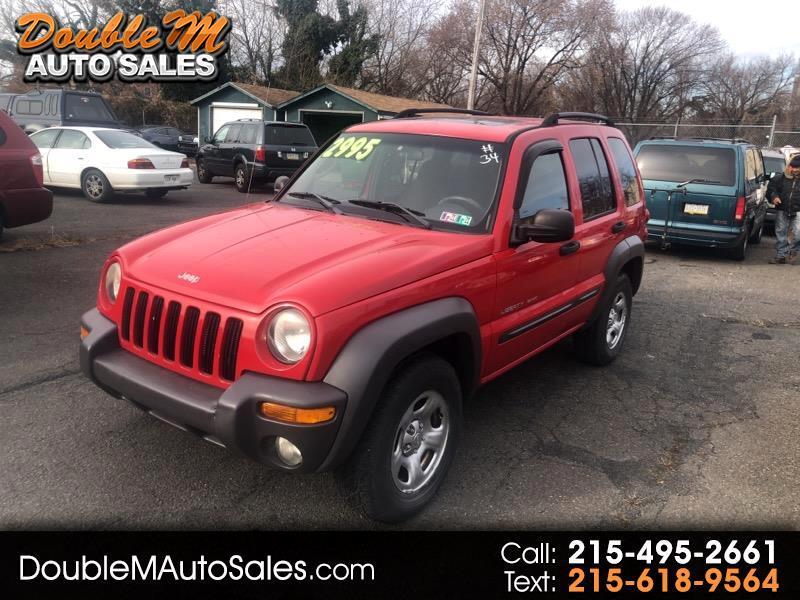 Jeep Liberty Sport 4WD 2003