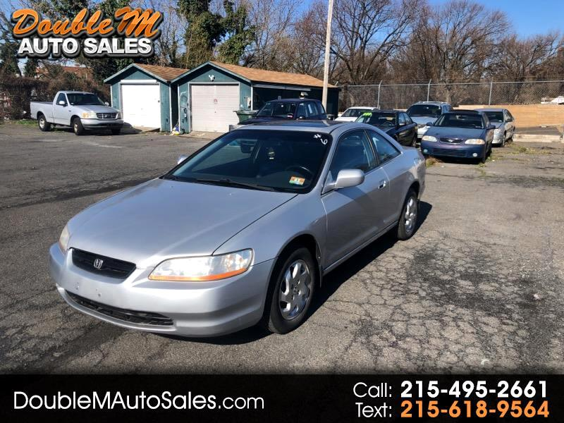Honda Accord EX Coupe with Leather 2000