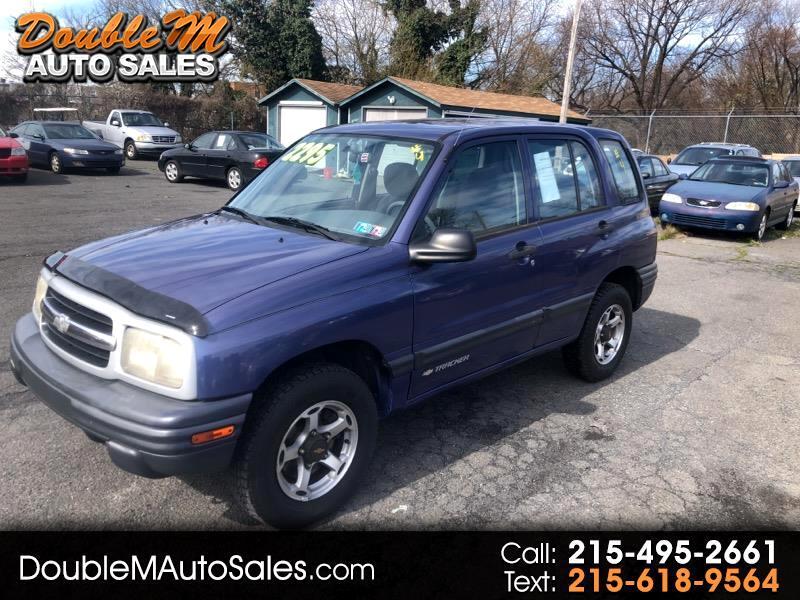 Chevrolet Tracker  1999