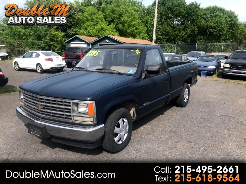 Chevrolet C/K 1500 Reg. Cab 6.5-ft. bed 2WD 1989