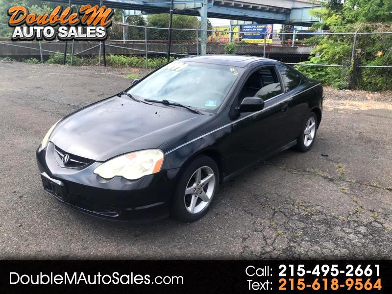 Acura RSX 2dr Cpe AT Leather 2004