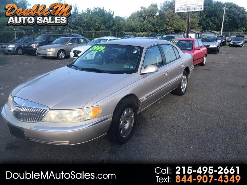 Lincoln Continental Base 1998