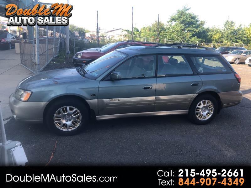 Subaru Outback H6-3.0 L.L. Bean Edition Wagon 2002