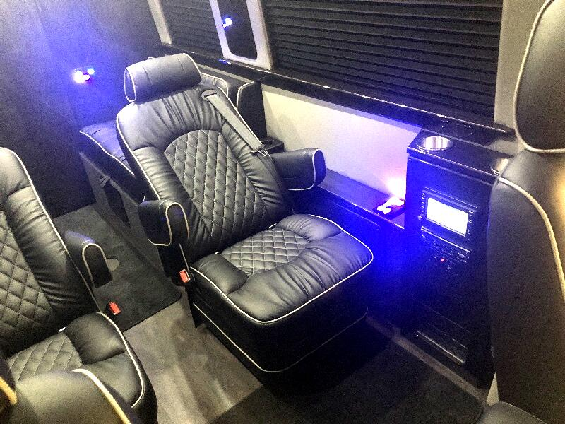 2018 Mercedes-Benz Sprinter 3500 144-in. WB