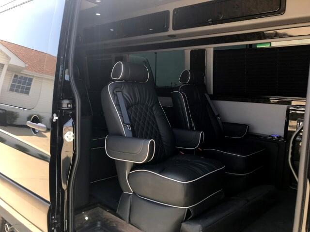 2018 Mercedes-Benz Sprinter Passenger Vans Executive DayCruiser 4x4