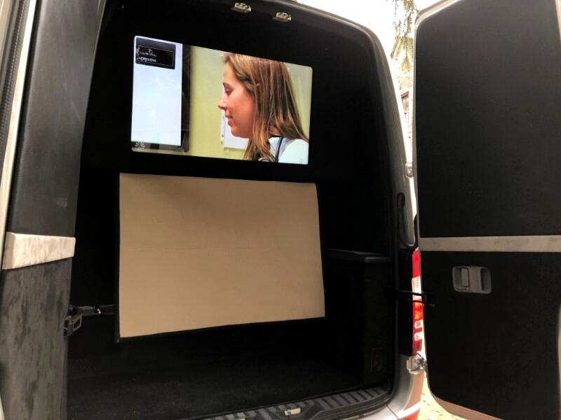 2010 Mercedes-Benz Sprinter Ultimate Tailgate vehicle.  low miles. PERFECT