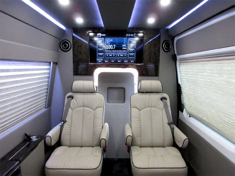 2019 Mercedes-Benz Sprinter Vans 2500 170""