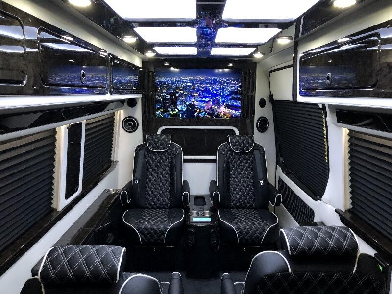 2020 Mercedes-Benz Sprinter Vans