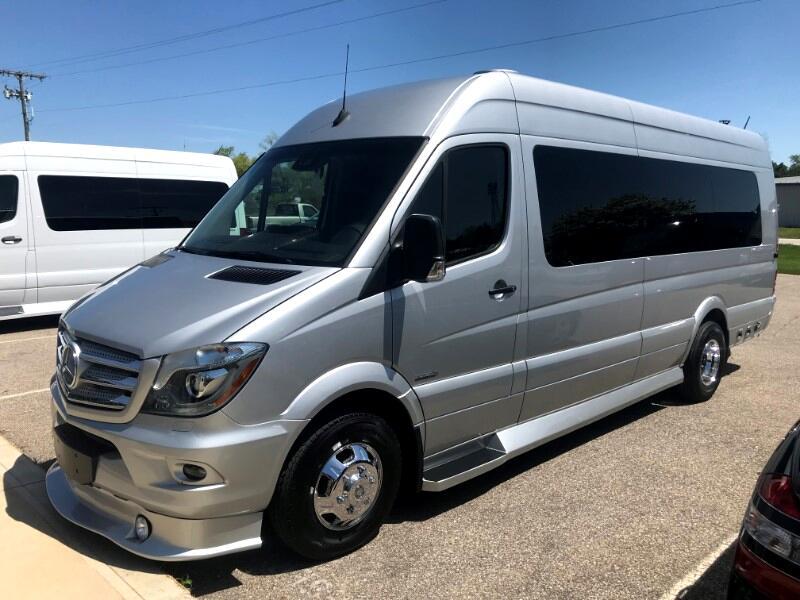 2020 Mercedes-Benz Sprinter Passenger Vans Executive DayCruiser with Bathroom