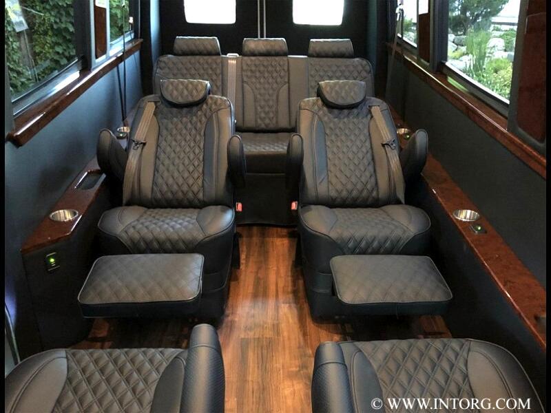 2019 Mercedes-Benz Sprinter Passenger Vans RWD 2500 170