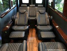 2019 Mercedes-Benz Sprinter Passenger Vans