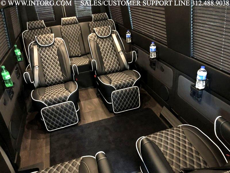 2019 Mercedes-Benz Sprinter 2500 170-in. WB