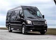 2015 Mercedes-Benz Sprinter Van