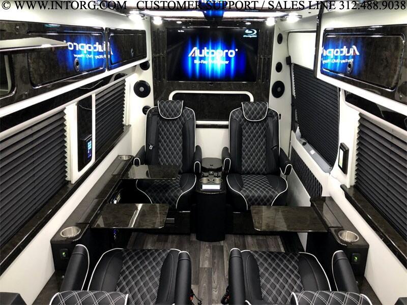 2020 Mercedes-Benz Sprinter Van