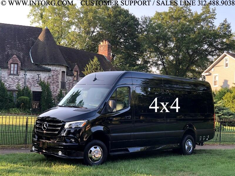 Mercedes-Benz Sprinter Van  2021