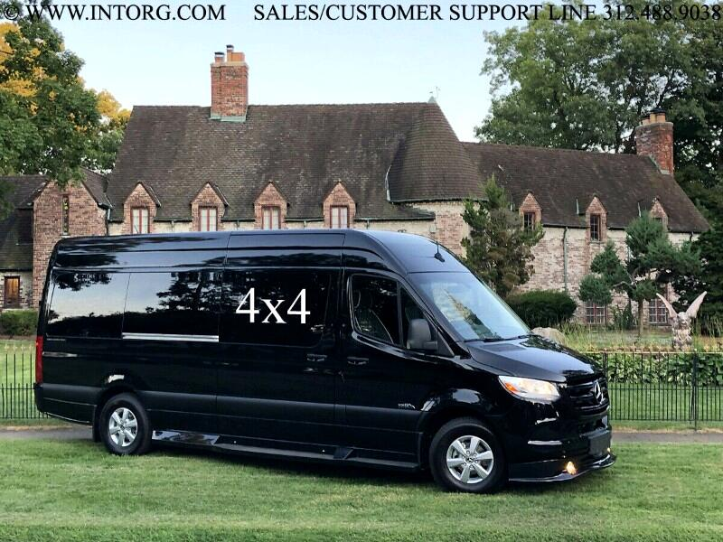2019 Mercedes-Benz Sprinter 3500 Wagon High Roof 170-in. WB