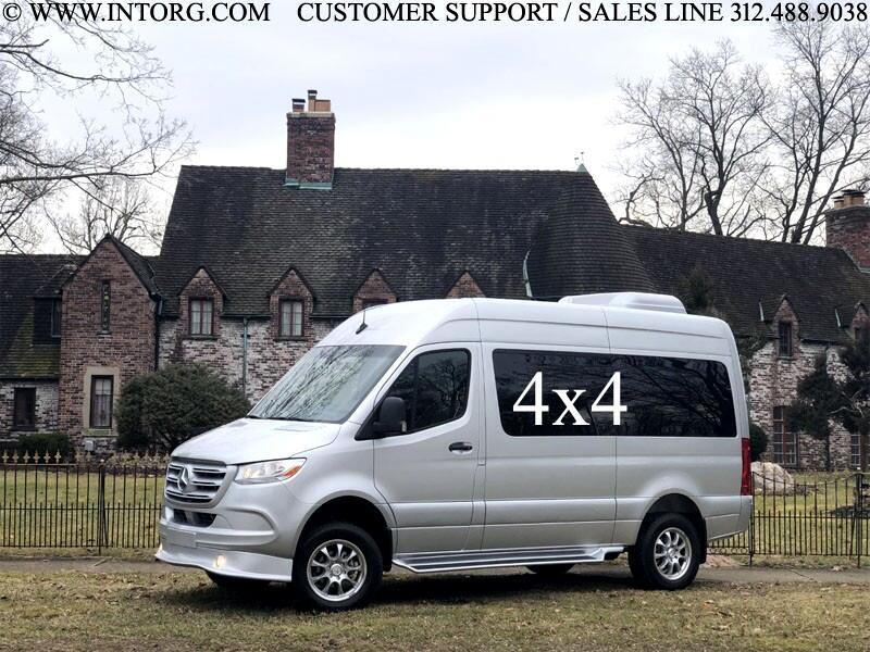 "Mercedes-Benz Sprinter Passenger Vans 4WD 2500 144"" 2019"