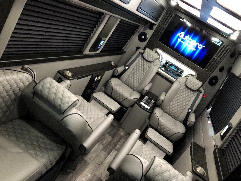 Mercedes-Benz Sprinter Passenger Vans  2020
