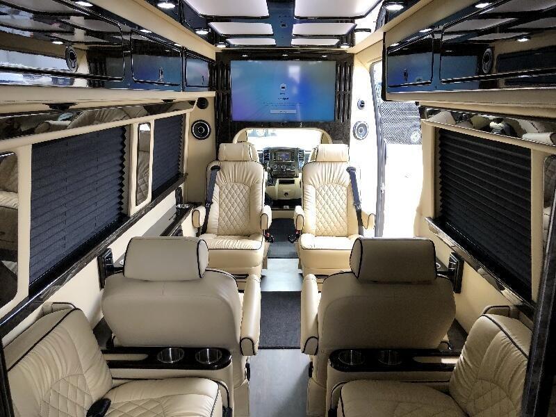 Mercedes-Benz Sprinter Van  2021