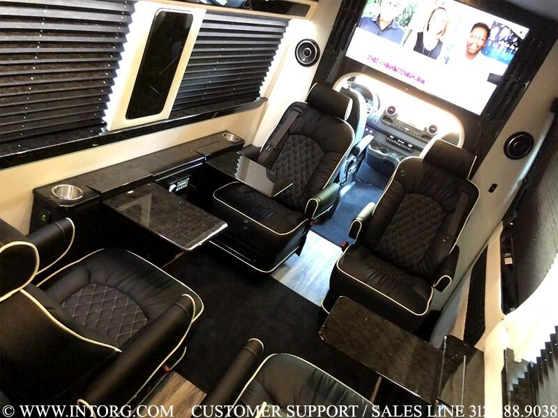 Mercedes-Benz Sprinter 3500 High Roof 170-in. WB EXT 2019