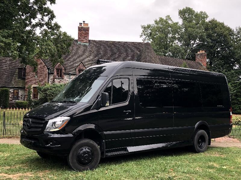 Mercedes-Benz Sprinter Passenger Van  2016