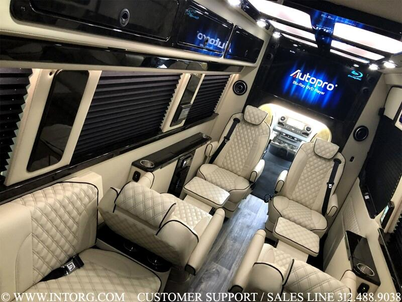 "Mercedes-Benz Sprinter Van 3500 High Roof V6 170"" Extended RWD 2021"