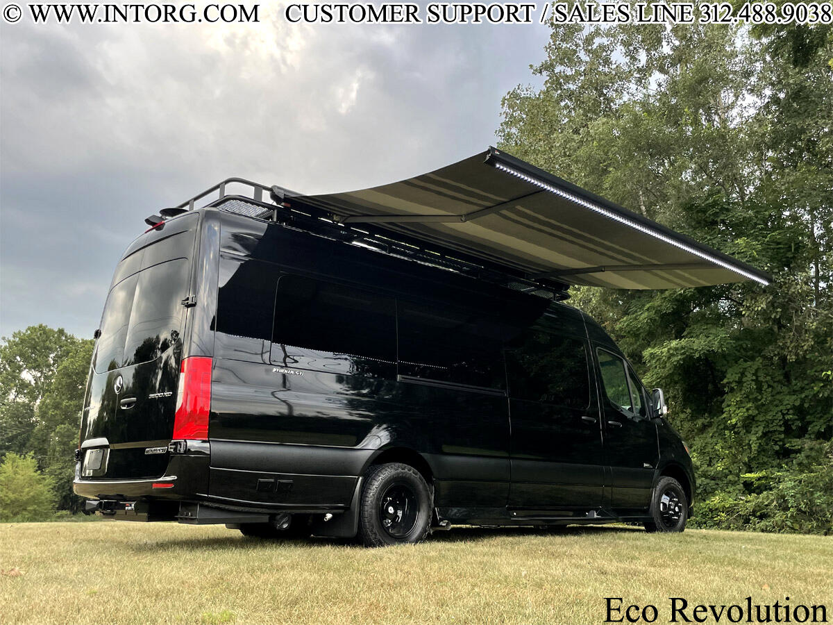 Mercedes-Benz Sprinter 3500 High Roof 170-in. WB EXT 2020