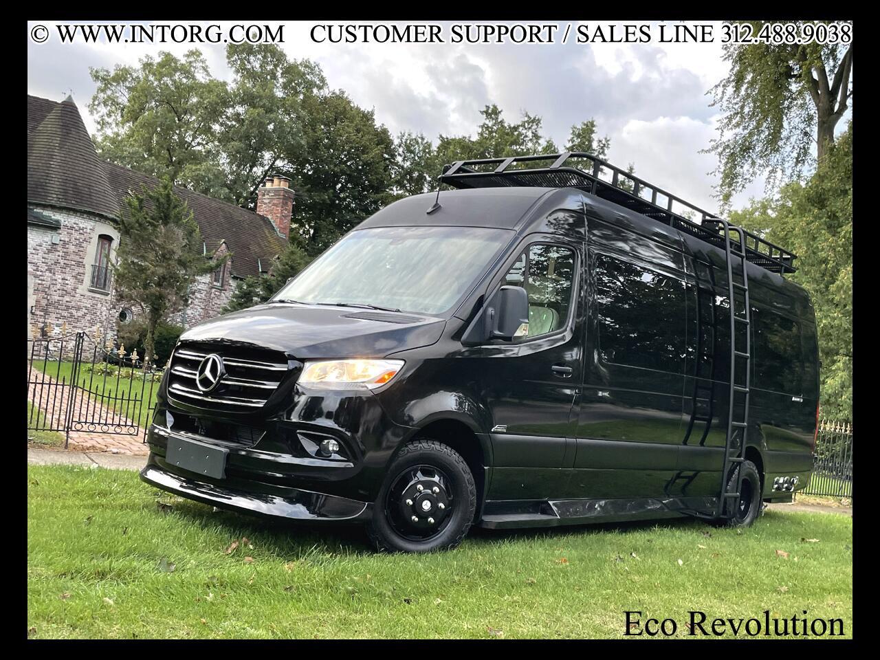 "Mercedes-Benz Sprinter 3500 High Roof V6 170"" Extended RWD 2020"