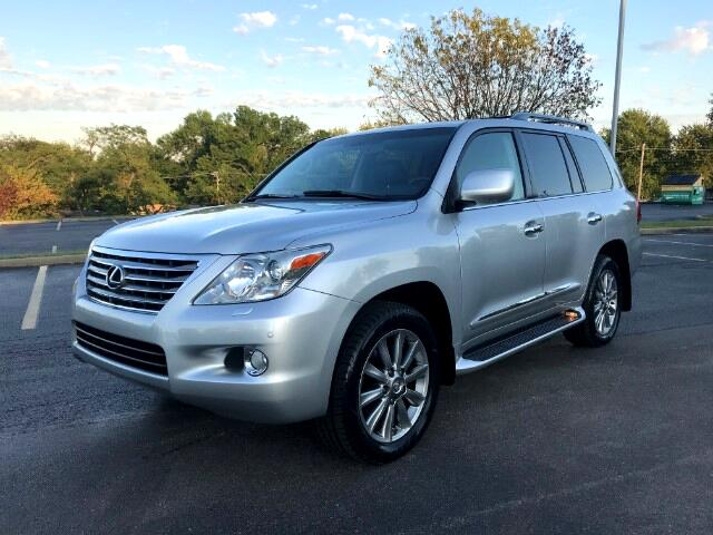 2011 Lexus LX 570 Sport Utility Luxury Package