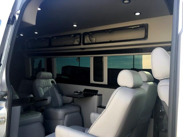 2016 Mercedes-Benz Sprinter Executive DayCruiser with Bathroom