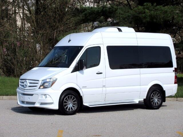 2016 Mercedes-Benz Sprinter 2500 Passenger Van 144-in. WB