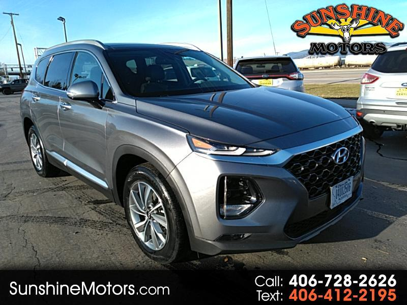 Hyundai Santa Fe Ultimate 2.4 AWD 2019