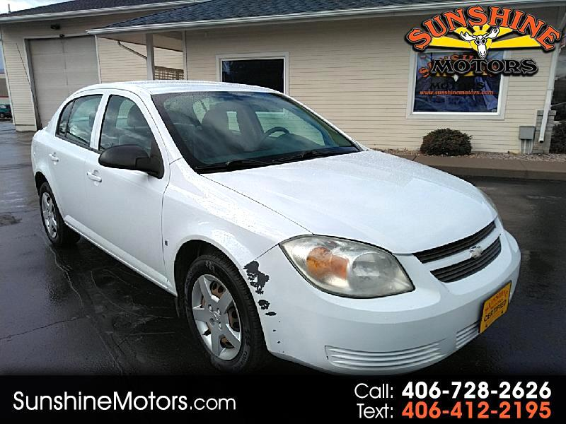 Chevrolet Cobalt LS Sedan 2007
