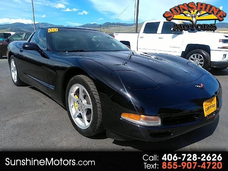 Chevrolet Corvette Coupe 2000
