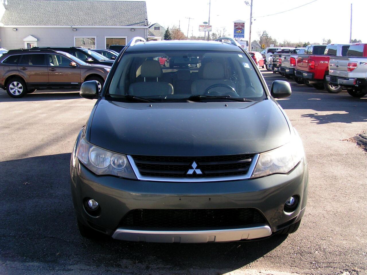 2009 Mitsubishi Outlander ES 4WD