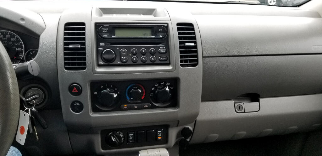 2006 Nissan Frontier LE Crew Cab 4WD
