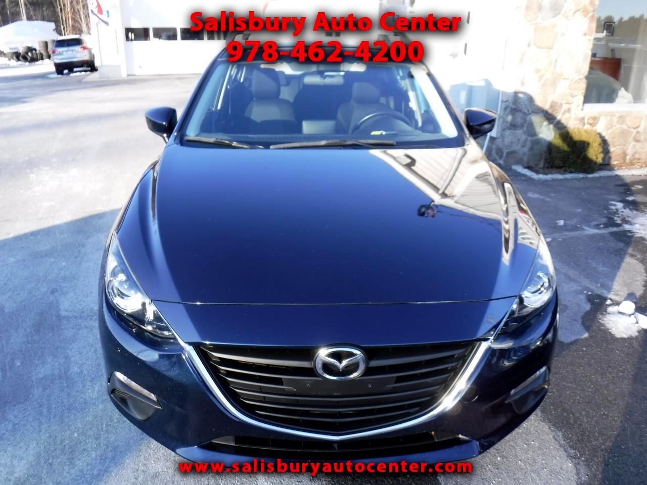 Mazda MAZDA3 i Sport MT 5-Door 2015