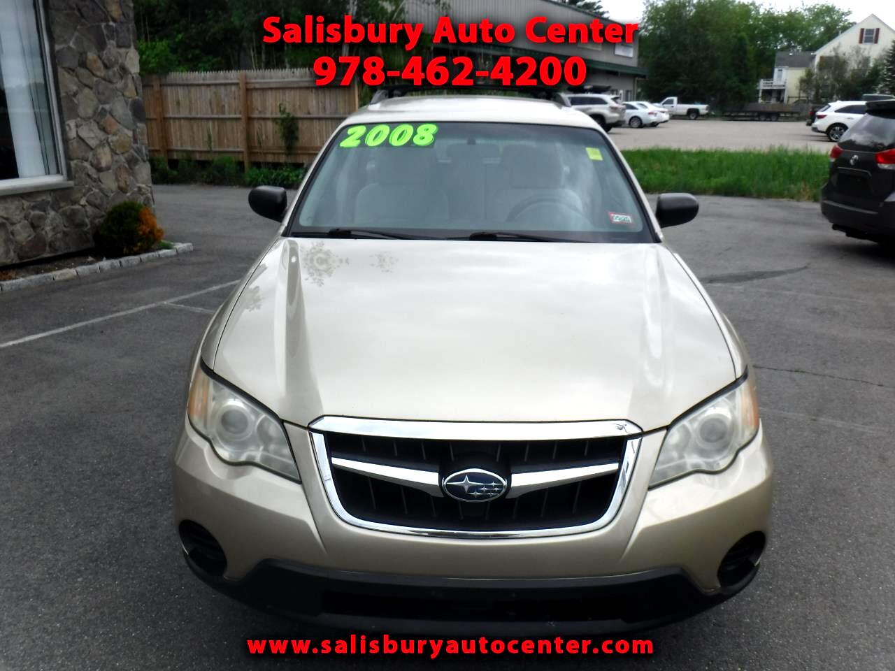 Subaru Outback Base 2008