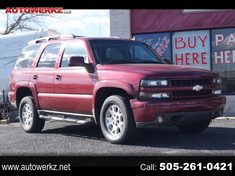 Chevrolet Tahoe 4WD 2006
