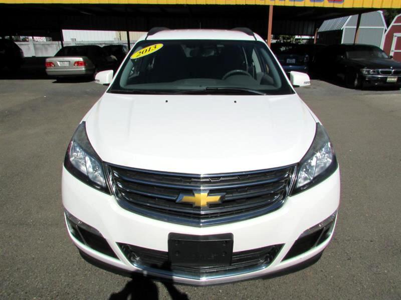 2013 Chevrolet Traverse FWD 4dr LT w/1LT