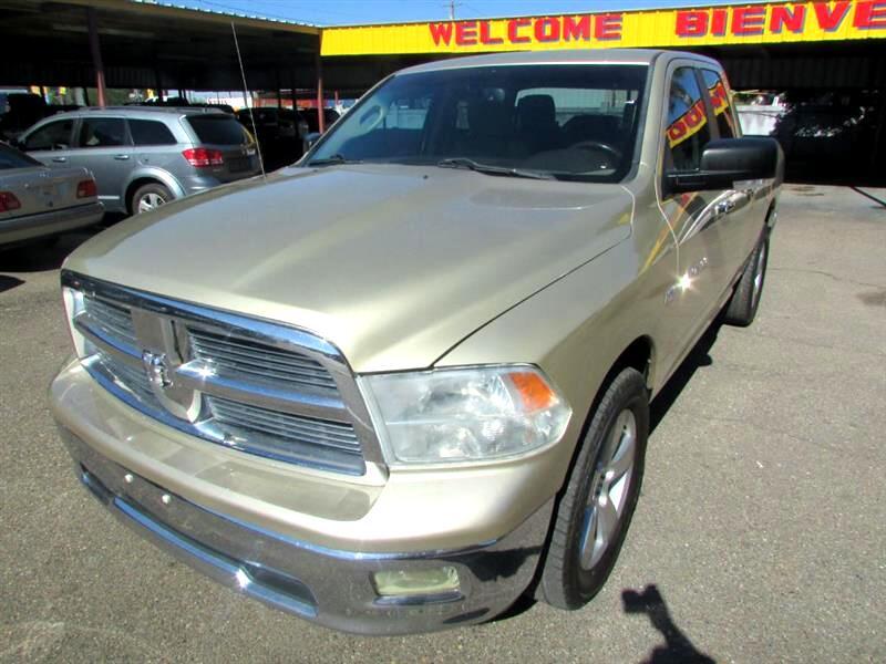 2011 Dodge 1500 2WD Quad Cab 140.5