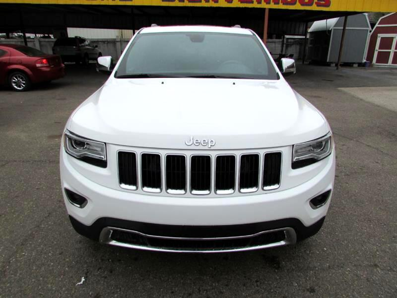 2016 Jeep Grand Cherokee RWD 4dr Limited
