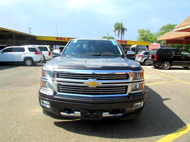 "2014 Chevrolet Silverado 1500 2WD Crew Cab 143.5"" High Country"