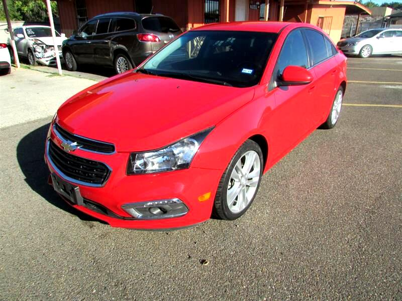 2016 Chevrolet Cruze Limited 4dr Sdn Auto LT w/2LT