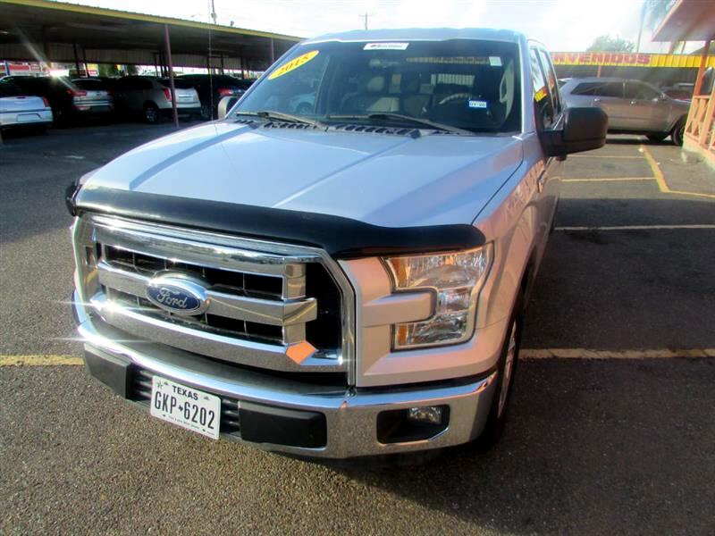 "2015 Ford F-150 2WD SuperCrew 157"" XL"