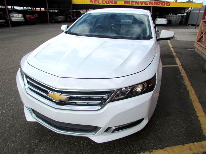 Chevrolet Impala 4dr Sdn LT w/1LT 2017