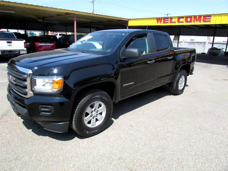 "GMC Canyon 2WD Crew Cab 128.3"" 2015"